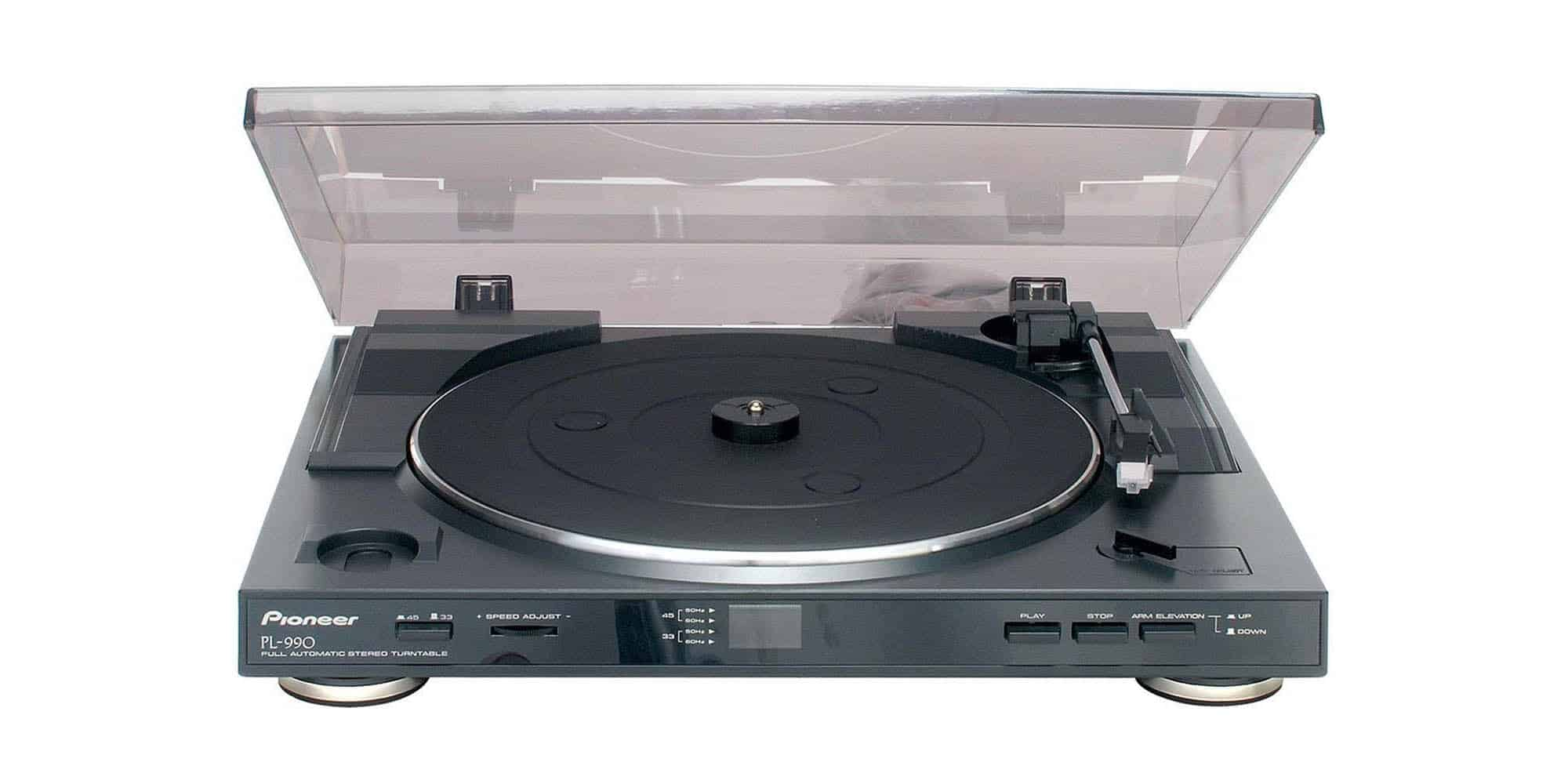 featured image for pioneer pl-990 review