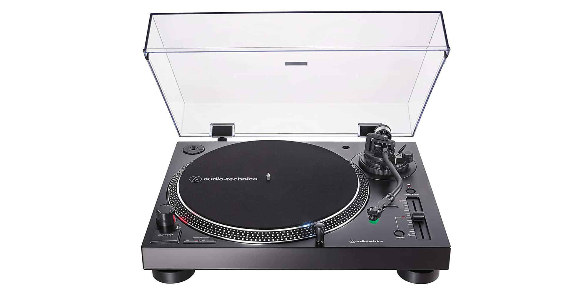 audio technica lp120x review featured image